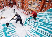 Снег уборка Новая Усмань, чистка с крыши и вывоз снега в Новой Усмани Новая Усмань
