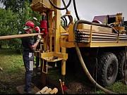 Бурение и обустройство скважин на воду Липецк