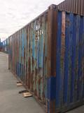 Морской контейнер 20 футов б/у Барнаул