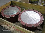 Клапана взрывные ПГВУ/ОСТ и газоплотные ПГВУ от производителя. Тула