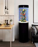 Аквариум колонна / цилиндрический на 90 литров Москва