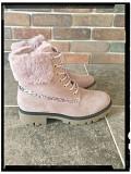 Ботинки женские зимние новые Москва