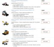 Аренда трактора МТЗ и навесного оборудования Москва