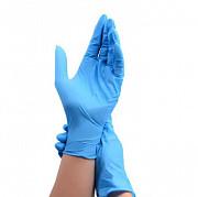 Нитриловые перчатки Wally Plastic 100 шт Москва