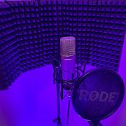 Первая студия звукозаписи самообслуживания IZI REC Краснодар