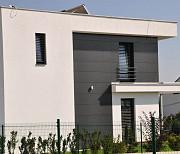 Фасадные наружные панели HPL для вентилируемых фасадов и отделки балконов пр-во Россия. Система К0 доставка из г.Москва