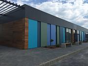 Фасадные наружные панели HPL для вентилируемых фасадов и отделки балконов пр-во Россия. Система К0 Москва