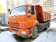 Самосвал Камаз 65115, 2018 г Санкт-Петербург