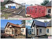 Реконструкция дачного дома Москва