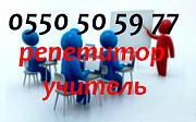 Учитель, английский и французский языки в Бишкеке преподаватель, репетитор Москва