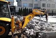 Снос фундаментов в Воронеже и снести фундаменты в области Воронеж