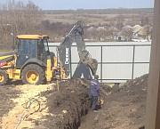 Земляные работы и благоустройство участка в Нововоронеже Нововоронеж