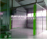 Изготовим пластиковые пвх-завесы в Пензе. Отправка в другие регионы. Пенза