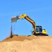 Продажа и доставка строительного песка. Иркутск