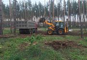 Расчистка участка Нововоронеж, спиливаем и косим в Нововоронеже Воронежской области Нововоронеж