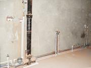 Монтаж отопления, водоснабжения, канализации в загородных домах квартирах Красноярск