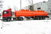 Полуприцеп-цистерна бензовоз ППЦ 96681-28 Москва