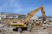 Демонтаж бетона Рамонь и снос железобетона в Рамони Рамонь