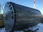 Продается Емкость нержавеющая, объем -25 куб.м., вертикального исполнения Москва