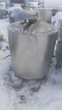 Емкость нержавеющая, объем — 0, 4 куб.м., термос, мешалка, эл. нагрев Москва