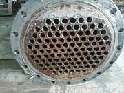 Теплообменник трубчатый нержавеющий, площадь теплообмена 13, 5 кв.м. Москва
