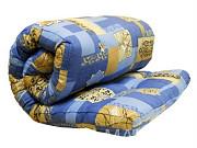 Матрасы ватные для рабочих, постельное, металлические кровати оптом Москва