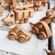 Деревянные игрушки на заказ. Москва