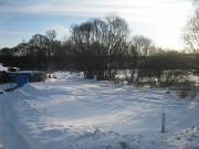 Продаю участок 15 соток, газовая магистраль-по границе Серпухов