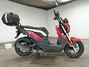 Скутер Honda Zoomer-X рама JF52 кофр гв 2013 пробег 5 128 км Москва