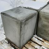Бетонный столбик, l350xb350xh450 мм. (ограничитель парковки) Нижний Новгород