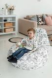 Кресло-мешок «РАСКРАСКА» для ребенка Москва