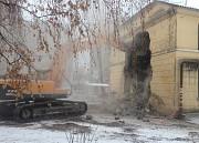 Демонтировать здание в Рамони, снести дом Рамонь Воронежская область Рамонь
