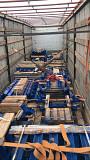 Грузоперевозки. Междугородние перевозки. Тент 20 тонн Барнаул
