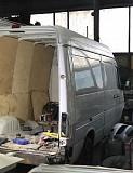 Кузовной ремонт Автобусов и микроавтобусов Москва