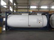 Танк-контейнер T14 новый 21 м3 футерованный полиэтиленом Москва