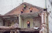 Демонтировать кирпич в Рамони, снести кирпичи Рамонь Воронежская область Рамонь