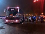 Бронирование и продажа билетов на автобус Москва-Луганск-Стаханов «Интербус» Москва