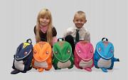 """Детский дошкольный рюкзак """"Динозавр"""" для детей Malyshock Санкт-Петербург"""