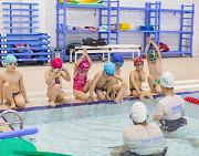 Бесплатное занятие в детской школе плавания «Океаника» филиал на Римской. Москва