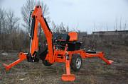 Прицепной мини-экскаватор Mini Digger-2500-М Старый Оскол