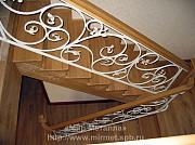 Предлагаем кованые перила и лестничные ограждения Санкт-Петербург