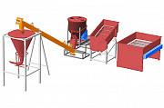 Линия для производства сухих строительных смесей, производительностью 5 тонн в смену МЗ-5Т Старый Оскол