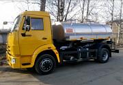 Доставка воды от 4 куб. для бытовых нужд в Москве. Услуги водовоза. Богородское