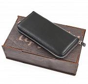 Подарочный набор Ты в моем сердце: клатч на молнии большой + коробка из дерева Глазов