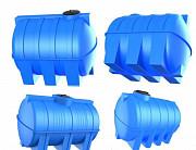 Пластиковые бочки для воды большого объема. Емкости, баки, резервуары, накопители. Тула
