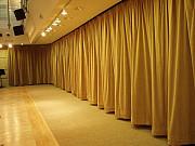 Шумопоглощающие акустические шторы. Звукопоглощение. Москва