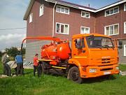 Ассенизационная машина аренда в Рамони и откачать сливную яму Рамонь в Воронежской области Рамонь