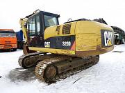Гусеничный экскаватор CAT 320, 2012 г, 7000 м/ч Санкт-Петербург
