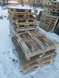 Приём деревянных поддонов любые. б.у Ярославль