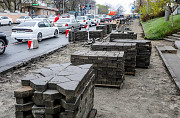 Плитка демонтаж в Рамони и демонтаж тротуарной плитки Рамонь в Воронежской области Рамонь